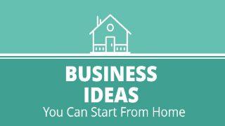راه اندازی کسب و کار از خانه