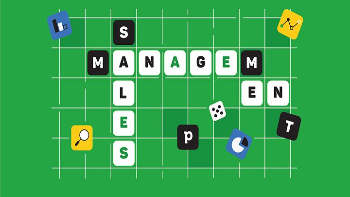مدیریت فروش